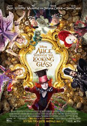 Alice Through The Looking Glass [3D]