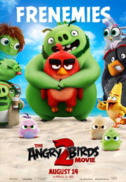 Angry Birds Movie 2, The [3d]
