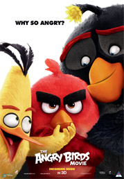 Angry Birds [3D] 2016