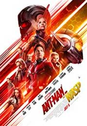 Ant-man and Wasp 2D
