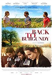 Back To Burgandy