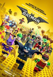 Lego Batman Movie (3d)