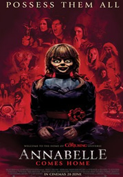 Annabelle Comes Home (imax)