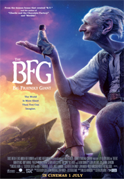 Bfg: Big Friendly Giant, The [2d]