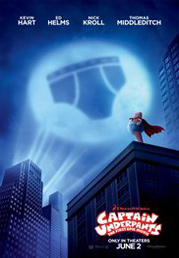 Captain Underpants: The First Epic Movie [3d]