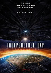 Independence Day: Resurgence (3d)
