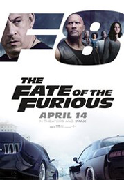 Fast And Furious 8 [2d]