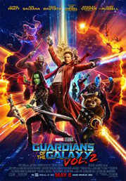 Guardians Of The Galaxy Vol. 2 [4dx]