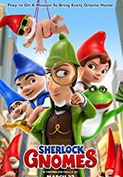 Sherlock Gnomes [3d]