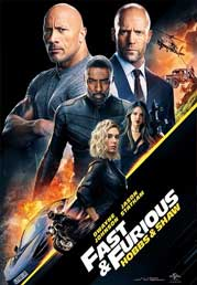 Fast And Furious: Hobbs And Shaw [4dx]