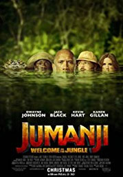 Jumanji: Welcome To The Jungle [3d]