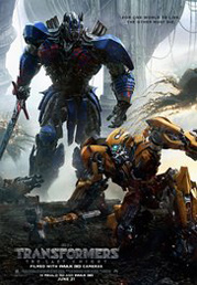 Transformers: The Last Knight (3d)