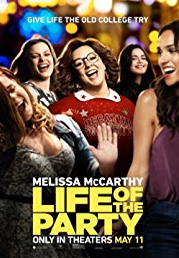 Life of the party - 2018