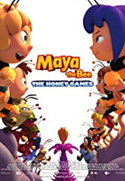 Maya The Bee: The Honey Games [3d]