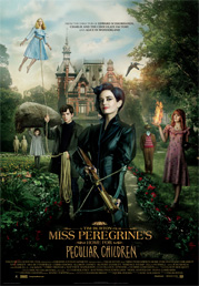 Miss Peregrine's Home For Peculiar Children [2d]