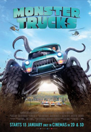 Monster Trucks [3d]