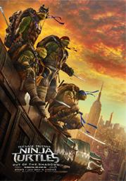 Teenage Mutant Ninja Turtles - 2 (2D)