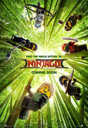 Lego Ninjago Movie, The (3d)