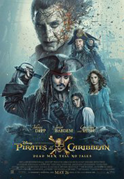 Pirates Of The Caribbean: Salazar's Revenge [3d]