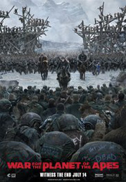 War For The Planet Of The Apes [2d]
