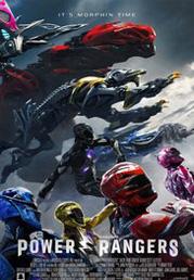 Saban's Power Rangers [4dx]