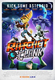 Ratchet And Clank (3d)