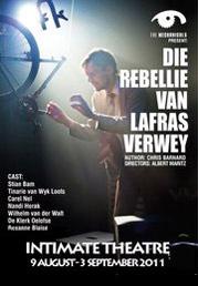 Die Rebellie Van Lafras Verwey