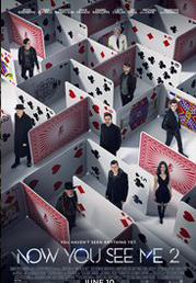 Now You See Me 2 [2d]