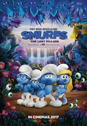 Smurfs: The Lost Village [3d]