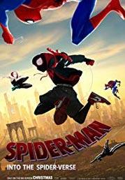 Spiderman - Into The Spider-Verse (2018)