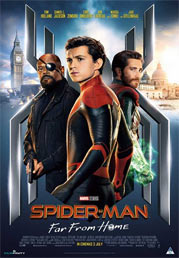 Spider-man: Far From Home [vip][2d]