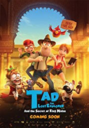 Tad, The Lost Explorer And The Secret Of King Midas [3d]