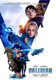 Valerian And The City Of A Thousand Planets (3d)