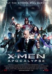 X-men: Apocalypse [4dx]