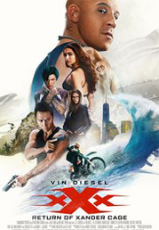 Xxx: The Return Of Xander Cage (3d)