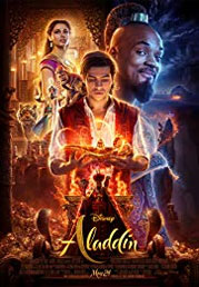 Aladdin now showing at Shelly Centre