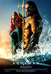 Aquaman [3d] now showing at Shelly Centre
