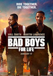 Bad Boys For Life now showing at Shelly Centre