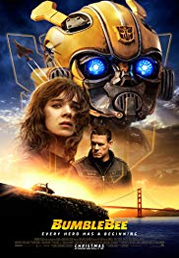 Bumblebee [2d] now showing at Shelly Centre