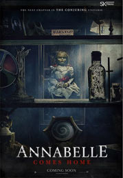 Annabelle Comes Home [2d]
