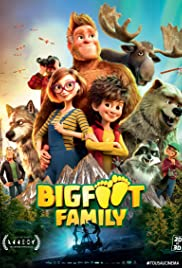 Bigfoot Family now showing at Shelly Centre