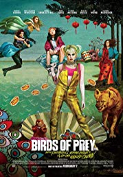 Harley Quinn: Birds Of Prey now showing at Shelly Centre