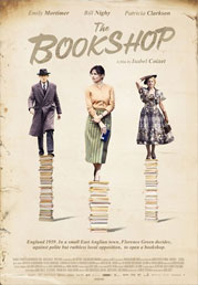 Bookshop now showing at Shelly Centre