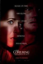 Conjuring: The Devil Made Me Do It, The [2d]