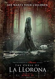 Curse Of La Llorona, The [2d]