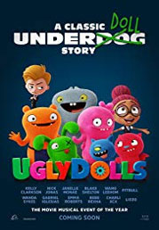Uglydolls [2d] now showing at Shelly Centre