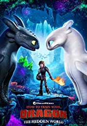 How To Train Your Dragon: Hidden World (3d)