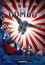 Dumbo [2d] now showing at Shelly Centre