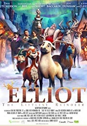Elliot The Littlest Reindeer [2d]