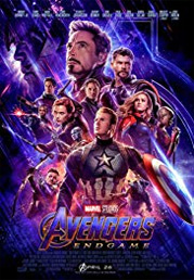 Avengers: Endgame now showing at Shelly Centre